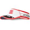 Compressport UltraLight V2 Visor White